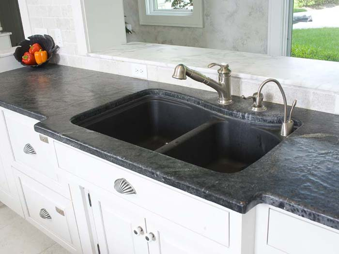 Least Expensive Stone Countertops : Countertop materials new jersey soapstone countertops